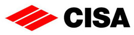 Логотип компании Cisa, лого